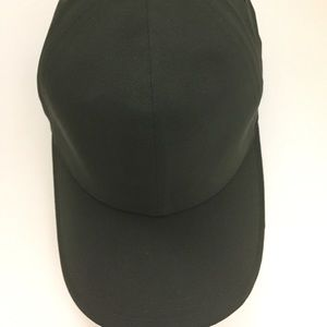 Lululemon b spoke ball cap hat olive green